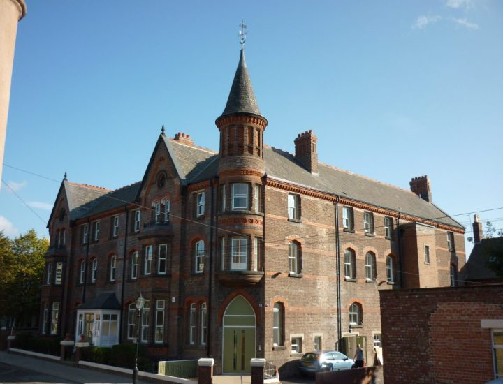 Mildmay House, Listed Building